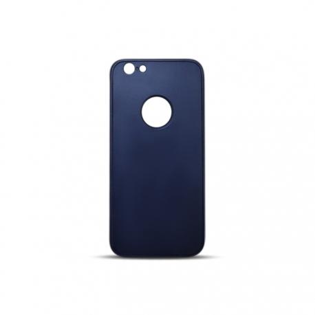 Husa APPLE iPhone 6/6S - Full Cover Mat (Bleumarin)