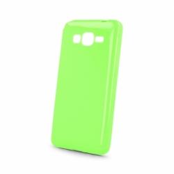 Husa SAMSUNG Galaxy J1 - Silicon Candy (Verde)