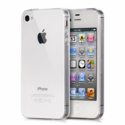 Husa APPLE iPhone 4/4S -  Ultra Slim (Transparent)