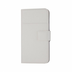 """Husa Universala  - Pocket (4.8 - 5.2"""") (Alb)"""