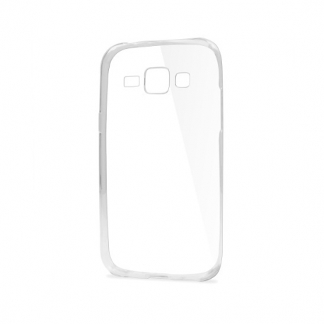 Husa SAMSUNG Galaxy J1 -  Ultra Slim (Transparent)