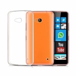 Husa MICROSOFT Lumia 550 -  Ultra Slim (Transparent)