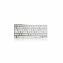 Tastatura Wireless (Alb)