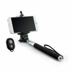Selfie Stick Universal cu Bluetooth (Negru) Blun