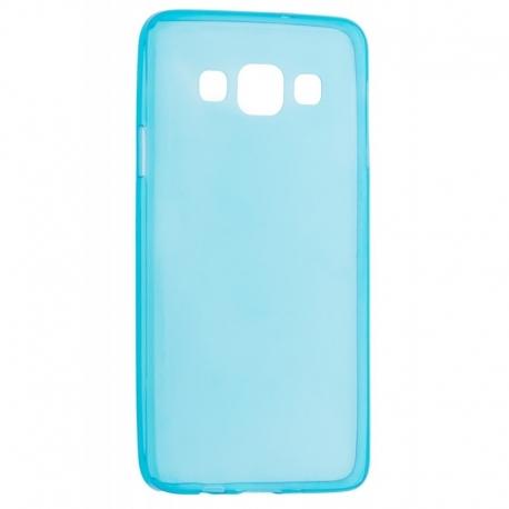 Husa SAMSUNG Galaxy A5 -  Ultra Slim (Albastru Transparent)