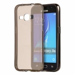 Husa SAMSUNG Galaxy J1 2016 -  Ultra Slim (Fumuriu)