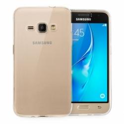 Husa SAMSUNG Galaxy J1 2016 -  Ultra Slim (Transparent)