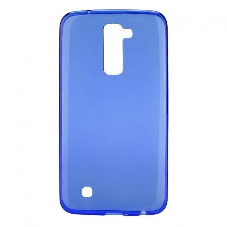 Husa LG K10 -  Ultra Slim (Albastru)