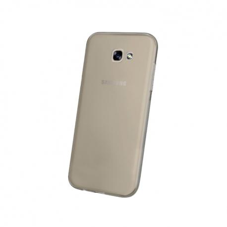 Husa SAMSUNG Galaxy A3 2017 -  Ultra Slim (Fumuriu)