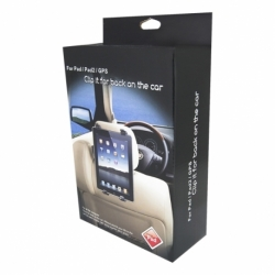 "Suport Auto Tetiera (9.7"") APPLE iPad / iPad 2 (Negru)"
