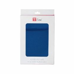 """Husa Tableta Universala TLine Plasa 10.1"""" (Albastru)"""