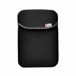 """Husa Tableta Universala TLine Soft 9"""" (Negru)"""