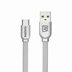 Cablu Date & Incarcare Tip C (Argintiu) REMAX
