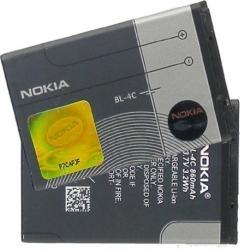 Acumulator Original NOKIA BL-4C (860 mAh)