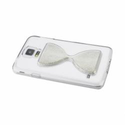 Husa SAMSUNG Galaxy J5 - 3D (Clepsidra Argintiu)