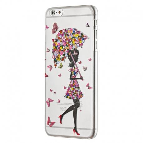 Husa APPLE iPhone 6/6S Plus (Umbrella Girl)