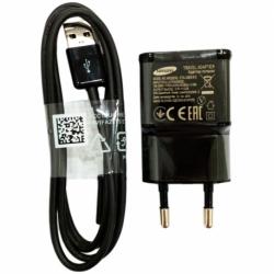 Incarcator Original 2A SAMSUNG ETA-U90EBE + Cablu MicroUSB (Negru)
