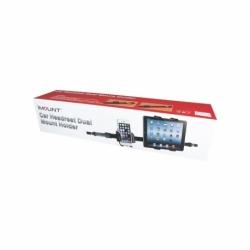 Suport Auto pt. Tableta & iPhone (Negru)