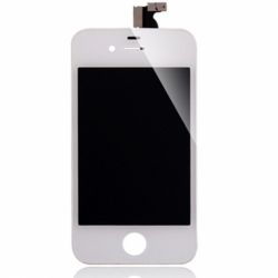 LCD + Panou Touch APPLE iPhone 4S (Alb)