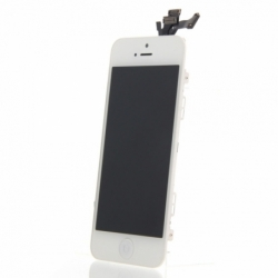 LCD + Panou Touch APPLE iPhone 5S (Alb)