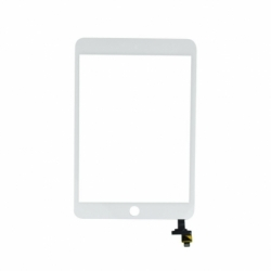 Touchscreen APPLE iPad Mini 3 (Alb)