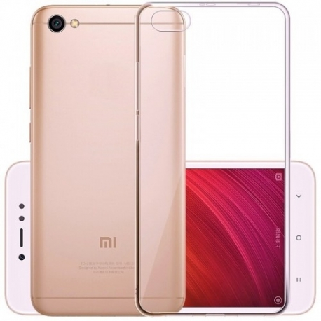 Husa XIAOMI RedMi Note 5A Prime - Ultra Slim (Transparent)