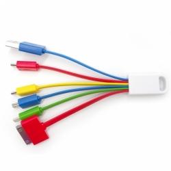 Cablu USB 5&1 Multicolor
