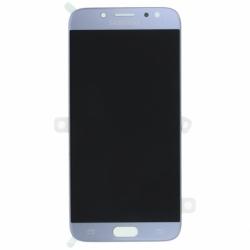 LCD + TouchScreen Original SAMSUNG Galaxy J7 2017 (Argintiu)