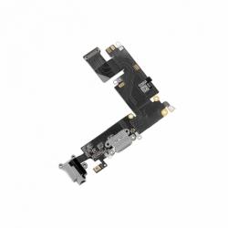 Banda cu Conector Alimentare / Date Audio si Microfon APPLE iPhone 6 (Argintiu)