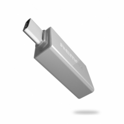 Adaptor OTG USB 3.0 - Tip C (Argintiu) REMAX