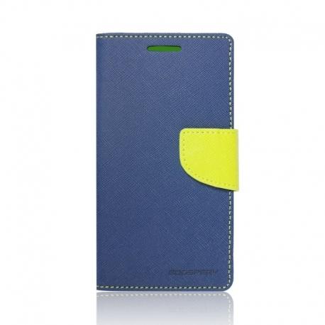 Husa APPLE iPhone 4/4S - Fancy Diary (Bleumarin)