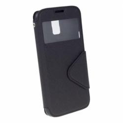 Husa SAMSUNG Galaxy S6 Edge Plus - Roar Diary View (Negru)