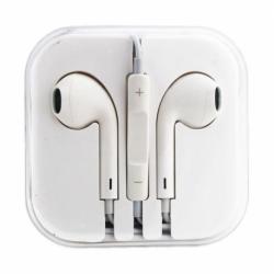 Casti Telefon APPLE iPhone 3/4/5/6 (Alb) Box