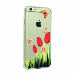 Husa APPLE iPhone 7 / 8 - Collection (Tulip)