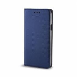 Husa ZTE V8 - Smart Magnet (Bleumarin)