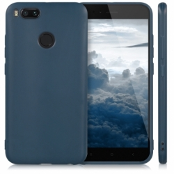 Husa XIAOMI RedMi Note 5A Prime - Forcell Soft (Bleumarin)