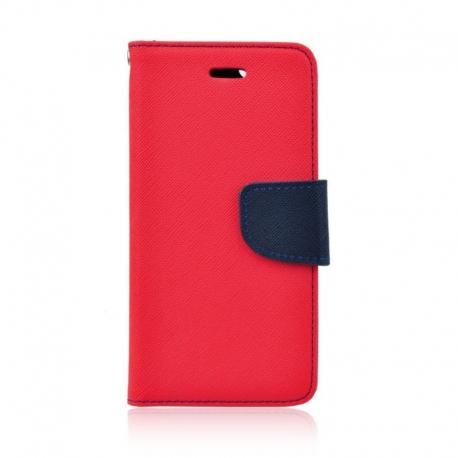 Husa HTC U Ultra - Fancy Book (Rosu)