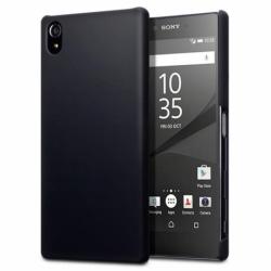 Husa SONY Xperia Z5 Premium - Silicon Candy (Negru)