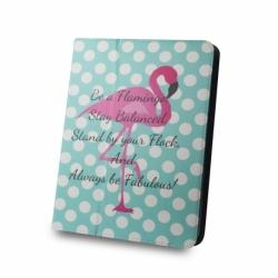 "Husa Universala Tableta 9-10"" (Flamingo & Dots)"
