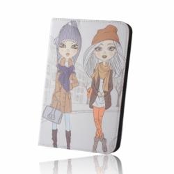 """Husa Universala Tableta 7-8"""" (Girls)"""