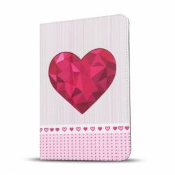 "Husa Universala Tableta 7-8"" (Heart Note)"