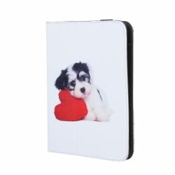 "Husa Universala Tableta 7-8"" (Puppy Heart)"