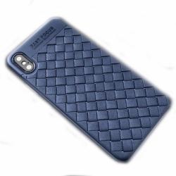 Husa APPLE iPhone 6/6S - AutoFocus Piele (Albastru)