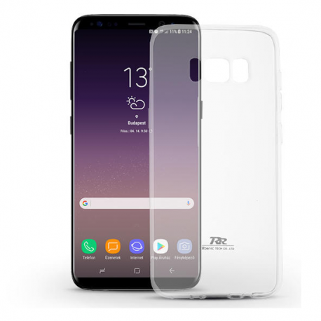 Husa SAMSUNG Galaxy S8 Plus - Roar Ultra Slim (Transparent)