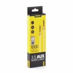 Cablu Jack - Jack 3.5mm - 1 Metru (Alb) L100 REMAX
