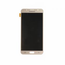 Display LCD + Touchscreen Original SAMSUNG Galaxy J7 2016 (Auriu)