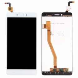 Display + Touchscreen LENOVO Vibe K6 Note (Alb)
