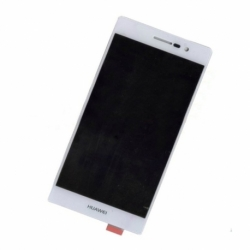 Display + Touchscreen HUAWEI P7 (Alb)