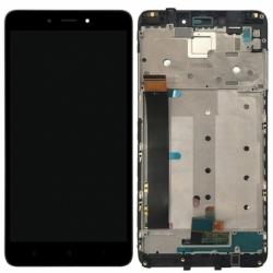 Display + Touchscreen XIAOMI RedMi Note (Negru)