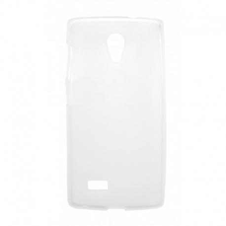 Husa Plastic Siliconat ALLVIEW A5 Ready (Transparent)